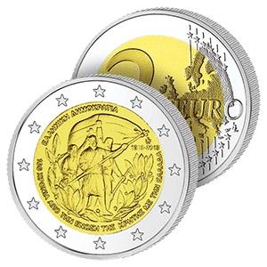 2 Ευρώ, Ελλάδα, Ένωση της Κρήτης, 2013 2 ευρώ