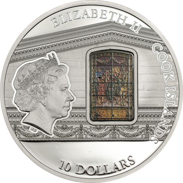 Νόμισμα με Βιτρώ-Buenos Aires, Ασήμι 925 θεματικά περίεργα και συλλεκτικά νομίσματα
