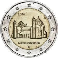 2 Ευρώ, Γερμανία, Αναμνηστικό, Ναός του Αγ Μιχαήλ, 2014 2 ευρώ