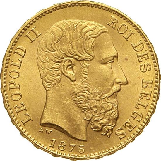 Τα Χρυσά Ιστορικά Νομίσματα, Χρυσός 900, 19αι-Βελγιο ασήμι χρυσός χρυσά au νομίσματα