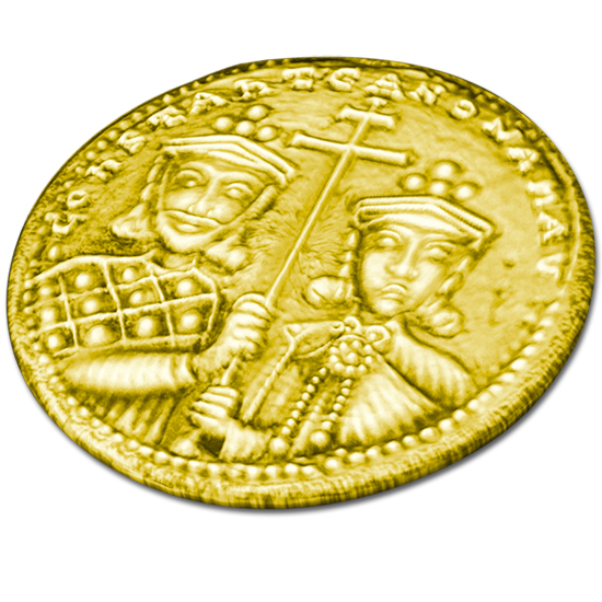 Φλουρί Κωνσταντινάτο, Vermeil Ασήμι 925 -Eπίχρυσο 24Κ θεματικά εορταστικά
