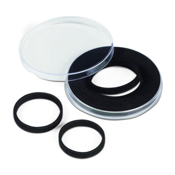 ΚΑΨΟΥΛΕΣ για νομισματα με διαμετρο απο 21-65 mm, 10 τεμ οργάνωση