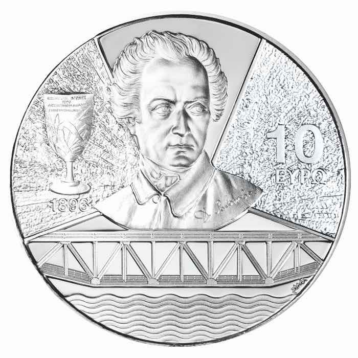 Europa Star, 10€, Ασήμι 925,