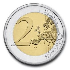 2 Euro, Colorized, Establishment of Self-Government, Malta 2013