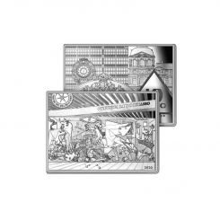 The Magnificent 10 EUROS SILVER PICASSO 2020