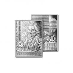 The Magnificent 10 EUROS SILVER VAN GOGH 2020