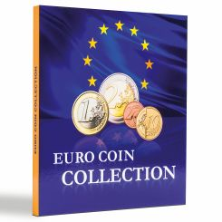 PRESSO EURO COIN COLLECTION COIN ALBUM, FOR 26 COMPLETE EURO COIN SETS